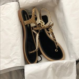 Chanel 2018 sandals